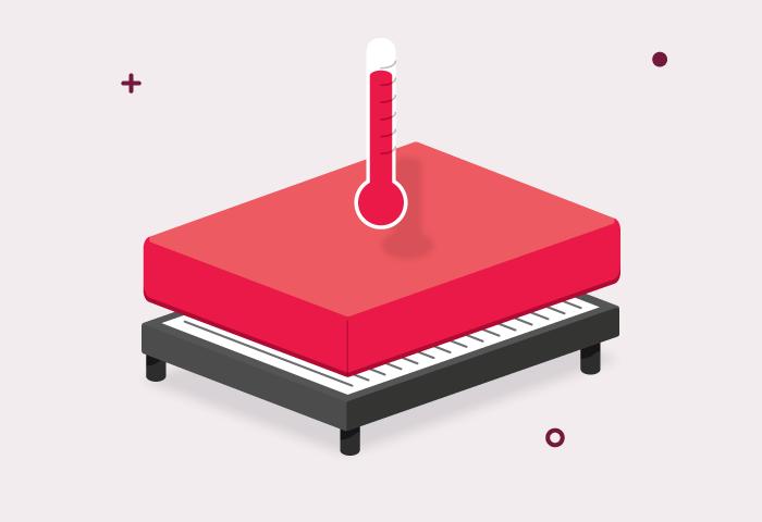 How to Cool Down a Hot Memory Foam Mattress