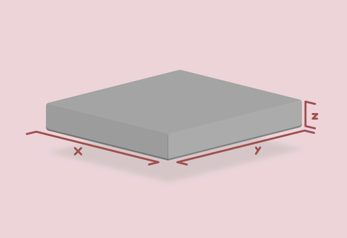 King Size Mattress Dimensions How Big, What Are The Average Measurements Of A King Size Bed
