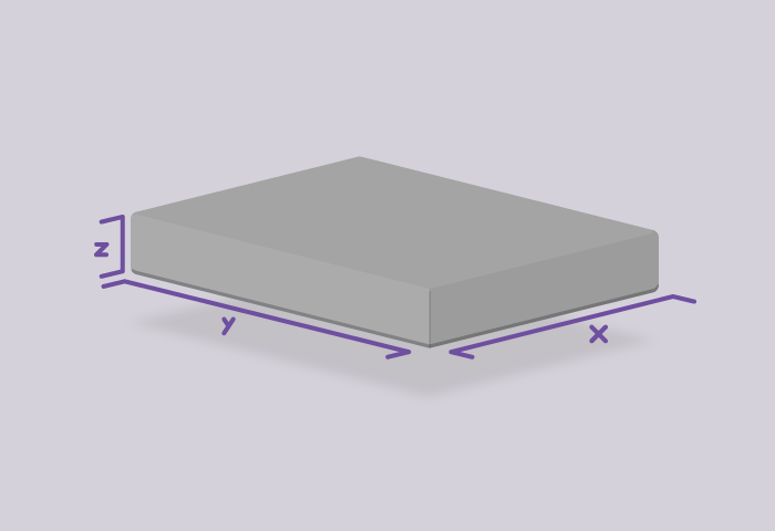 Queen Size Mattress Dimensions How Big, What Is Queen Bed Dimensions
