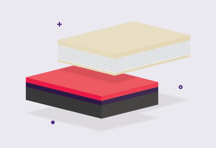 Memory Foam vs. Latex Hybrid